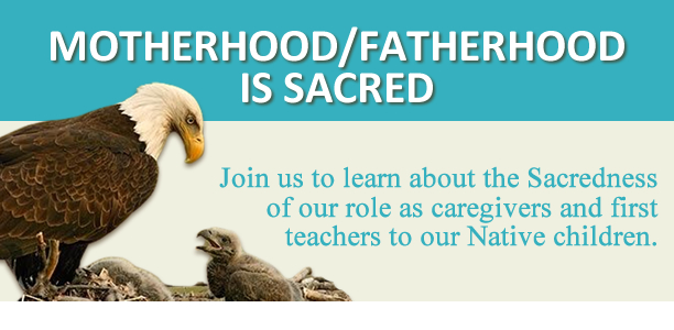 Motherhood/Fatherhood is Sacred