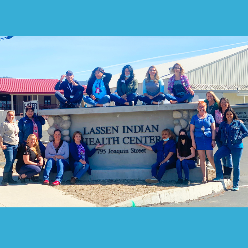 Denim Day at Lassen Indian Health Center